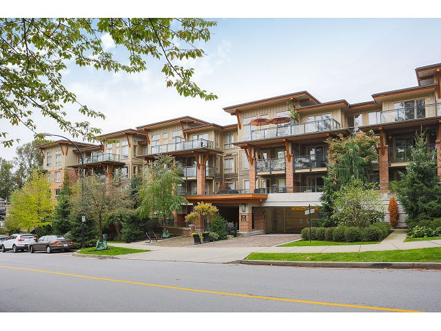 Main Photo: 225 1633 MACKAY AVENUE in NORTH VANC: Pemberton NV Condo for sale (North Vancouver)  : MLS® # R2003590