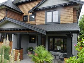 Main Photo:  in North Vancouver: Central Lonsdale House 1/2 Duplex for sale : MLS® # V1066364
