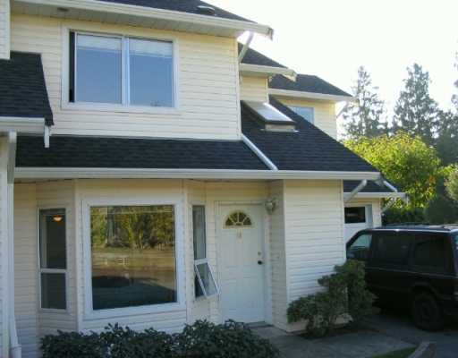 "Main Photo: 11588 232ND Street in Maple Ridge: Cottonwood MR Townhouse for sale in ""COTTONWOOD VILLAGE"" : MLS® # V616880"