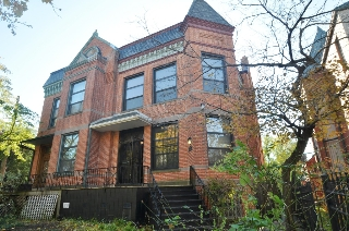 Main Photo: 933 E 49th Street in Chicago: Rentals for rent