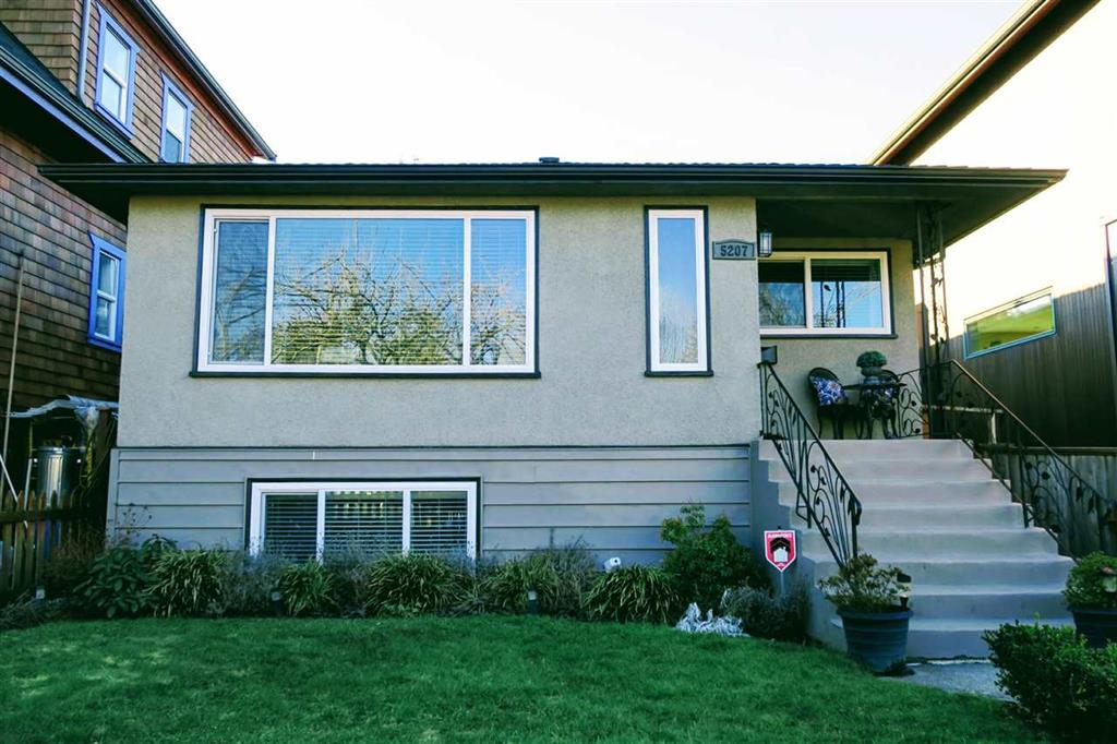 Main Photo: 5207 Prince Albert Street in Vancouver: Fraser VE House for sale (Vancouver East)  : MLS(r) # R2136310