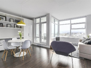 Main Photo: 609 1777 W 7TH AVENUE in Vancouver: Condo for sale (Vancouver West)  : MLS® # R2147516