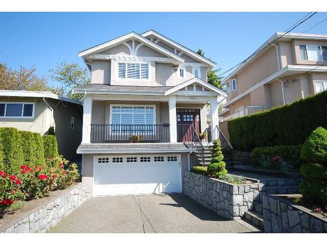 Main Photo: 5383 VENABLES Street in Burnaby: Parkcrest House for sale (Burnaby North)  : MLS® # V949398