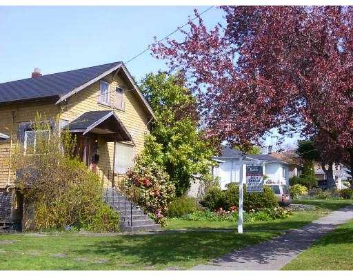 Main Photo: 4763 Moss Street in Vancouver: Collingwood Vancouver East House for sale (Vancouver East)  : MLS® # V704643