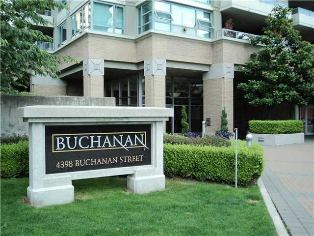 "Photo 2: 1303 4398 BUCHANAN Street in Burnaby: Brentwood Park Condo for sale in ""BUCHANAN EAST"" (Burnaby North)  : MLS® # V1016952"