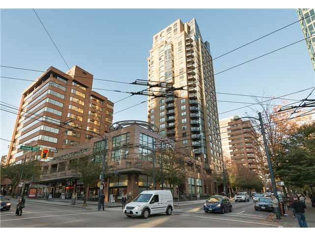 Main Photo: # 310 1189 HOWE ST in Vancouver: Downtown VW Condo for sale (Vancouver West)  : MLS® # V1039827