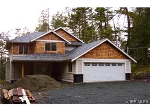 Main Photo: B 4992 Nagle Road in SOOKE: Sk East Sooke Single Family Detached for sale (Sooke)  : MLS® # 207897