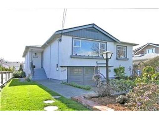 Main Photo: 2373 Cookman Street in VICTORIA: OB South Oak Bay Single Family Detached for sale (Oak Bay)  : MLS® # 212006