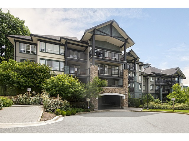 Main Photo: # 504 9098 HALSTON CT in Burnaby: Government Road Condo for sale (Burnaby North)  : MLS® # V1068417