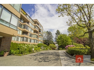 Main Photo: # 109 2101 MCMULLEN AV in Vancouver: Quilchena Condo for sale (Vancouver West)  : MLS® # V1056435