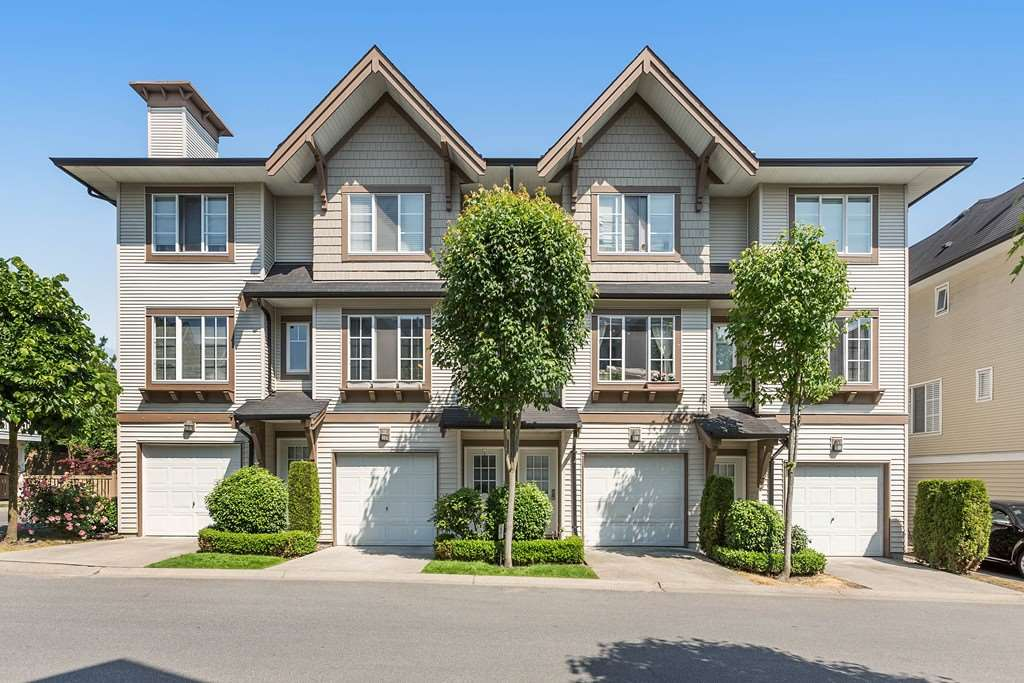 Main Photo: 62 20560 66 AVENUE in Langley: Willoughby Heights Townhouse for sale : MLS®# R2073052