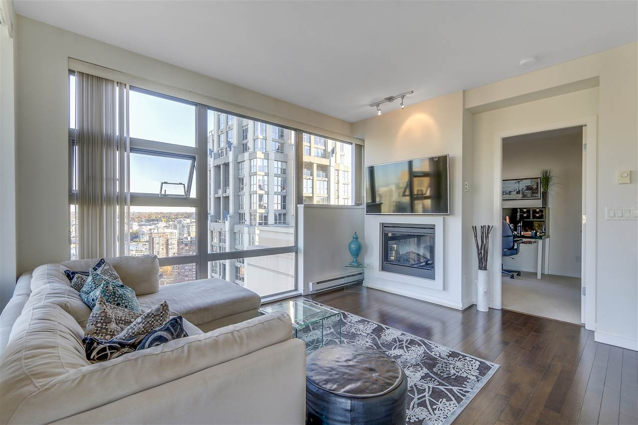Photo 4: 2402 1225 RICHARDS STREET in Vancouver: Downtown VW Condo for sale (Vancouver West)  : MLS® # R2115954