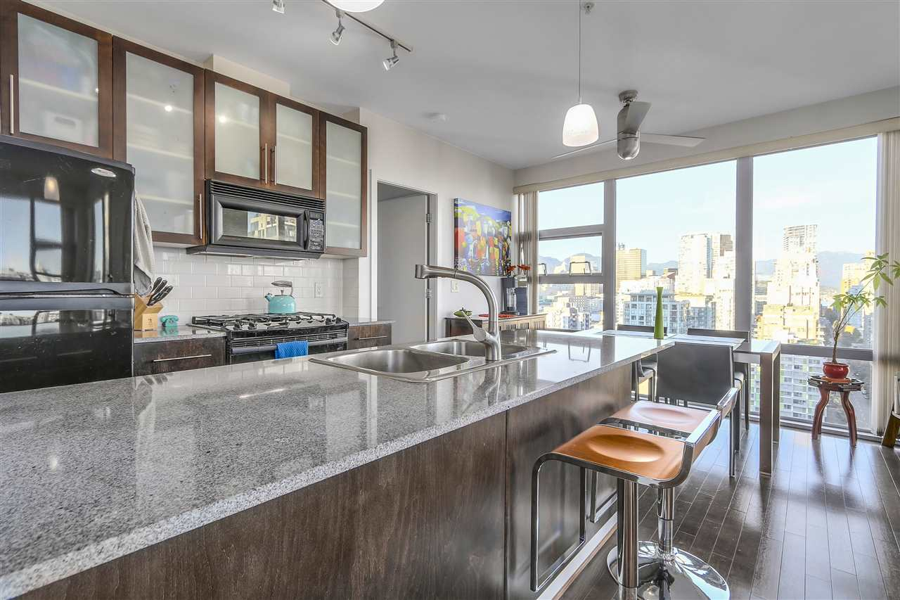 Photo 14: 2402 1225 RICHARDS STREET in Vancouver: Downtown VW Condo for sale (Vancouver West)  : MLS® # R2115954