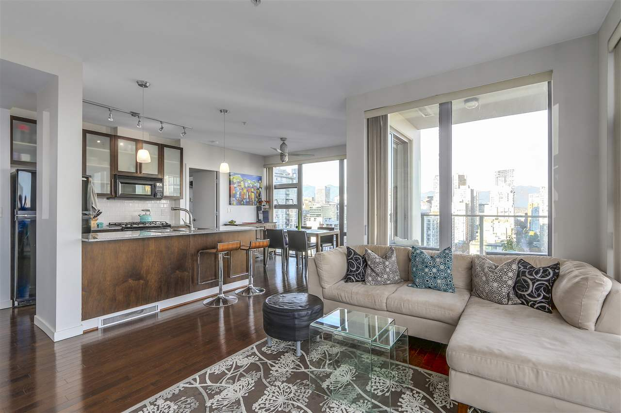 Photo 13: 2402 1225 RICHARDS STREET in Vancouver: Downtown VW Condo for sale (Vancouver West)  : MLS® # R2115954