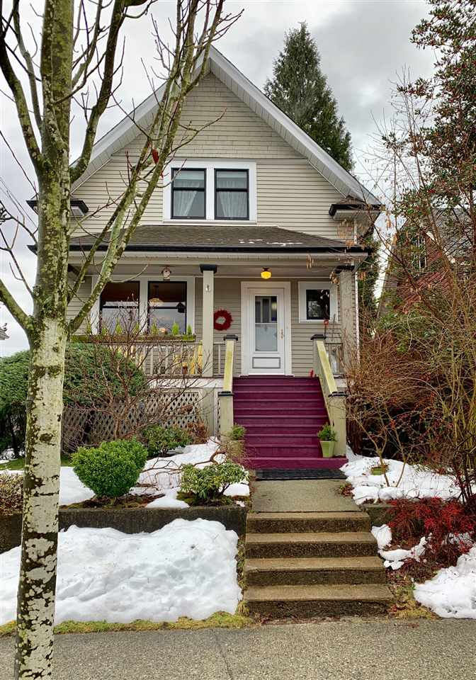 FEATURED LISTING: 228 SIXTH Avenue New Westminster