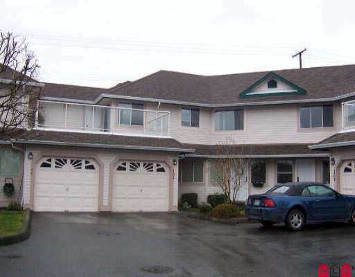 "Main Photo: 105 3080 TOWNLINE RD in Abbotsford: Abbotsford West Townhouse for sale in ""THE GABLES"" : MLS®# F2604158"