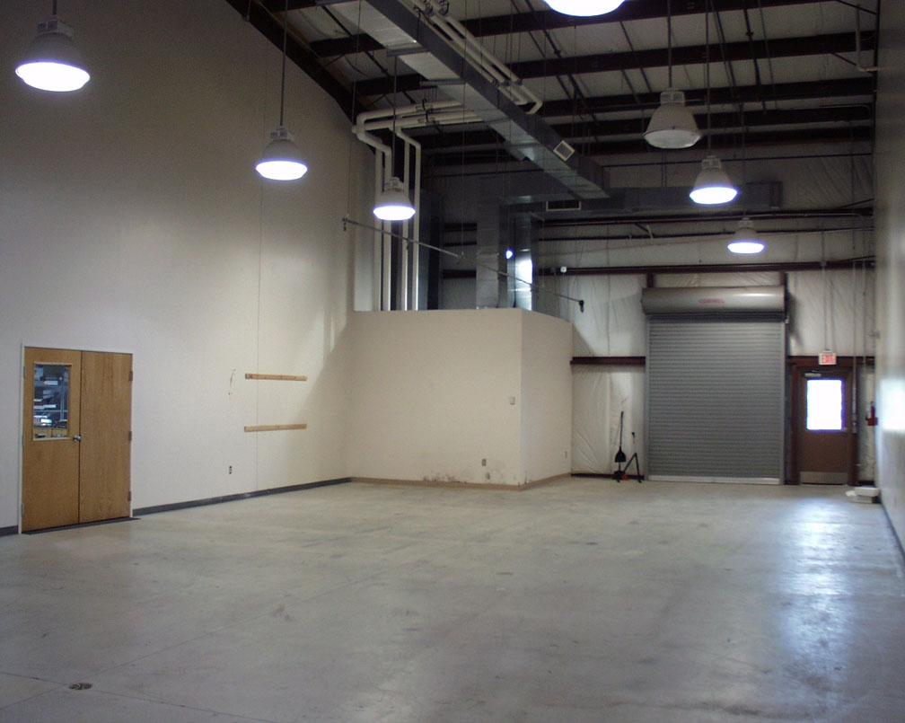 edmonton industrial warehouse office space gross lease