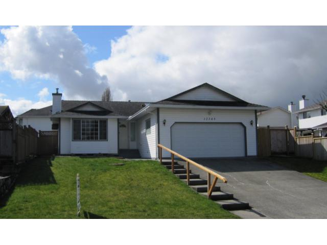 Main Photo: 12345 234TH Street in Maple Ridge: East Central House for sale : MLS® # V940941
