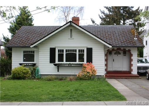 Main Photo: 123 Cook Street in VICTORIA: Vi Fairfield West Single Family Detached for sale (Victoria)  : MLS® # 307621