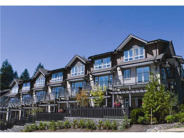 "Main Photo: 108 1480 SOUTHVIEW Street in Coquitlam: North Coquitlam Townhouse for sale in ""CEDAR CREEK"" : MLS® # V989594"