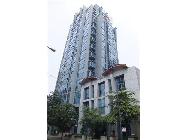Main Photo: 1202-1238 Seymour Street in Vancouver: Downtown Condo for sale (Vancouver West)  : MLS®# V973734