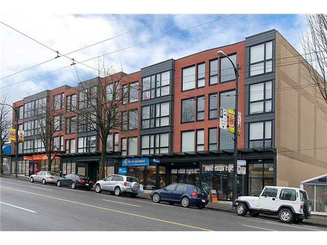 Main Photo: # 209 2636 E HASTINGS ST in Vancouver: Renfrew VE Condo for sale (Vancouver East)  : MLS® # V1039275