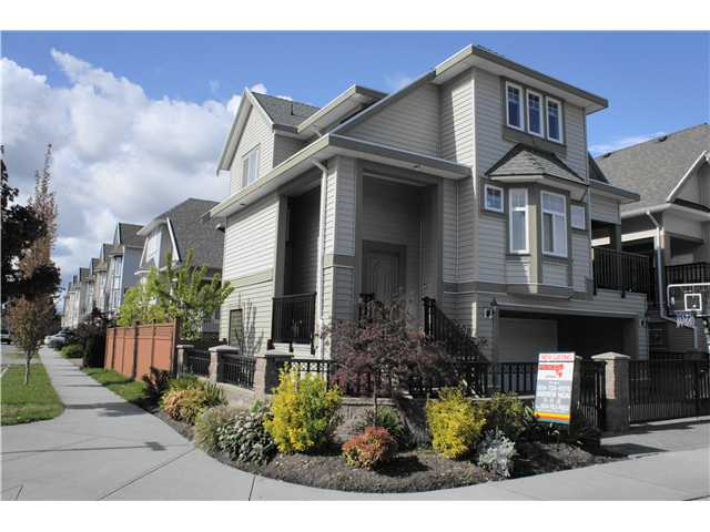 Main Photo: 1331 SALTER ST in New Westminster: Queensborough House for sale : MLS® # V1064079