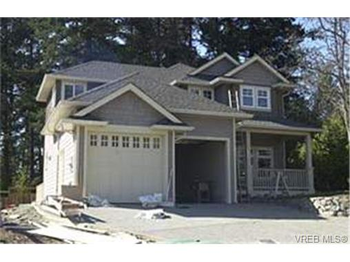 Main Photo: 537 Caselton Place in VICTORIA: SW Royal Oak Single Family Detached for sale (Saanich West)  : MLS® # 186232