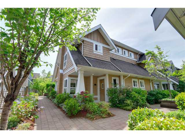 "Main Photo: 25 2688 MOUNTAIN Highway in North Vancouver: Westlynn Townhouse for sale in ""CRAFTSMAN ESTATES"" : MLS® # V1073311"