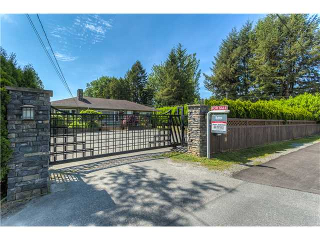 Main Photo: 21576 RIVER RD. in Maple Ridge: West Central House  : MLS® # V1123427