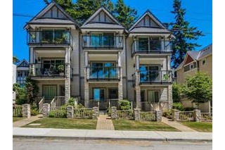 Main Photo: 1 1456 EVERALL STREET: White Rock Townhouse for sale (South Surrey White Rock)  : MLS(r) # F1449892
