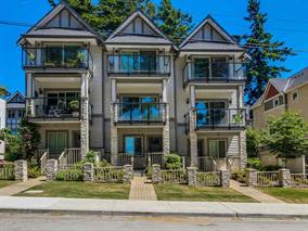 Main Photo: 1 1456 EVERALL STREET: White Rock Townhouse for sale (South Surrey White Rock)  : MLS® # F1449892