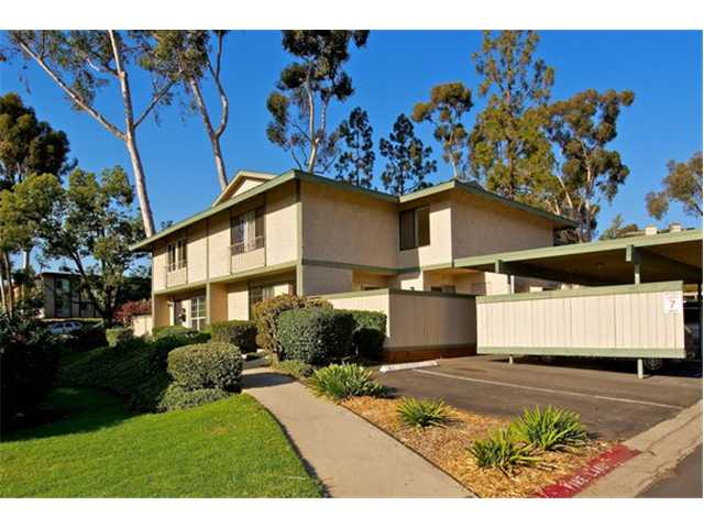 Main Photo: MIRA MESA Condo for sale : 3 bedrooms : 9510 Caminito Toga in San Diego
