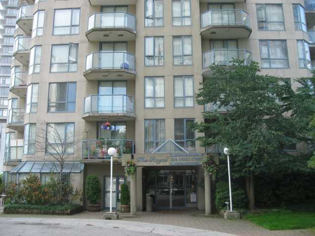 Main Photo: # 801 828 AGNES ST in : Downtown NW Condo for sale : MLS® # V791954