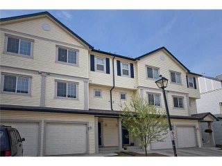 Main Photo: 90 COPPERFIELD Court SE in CALGARY: Copperfield Townhouse for sale (Calgary)  : MLS® # C3568729
