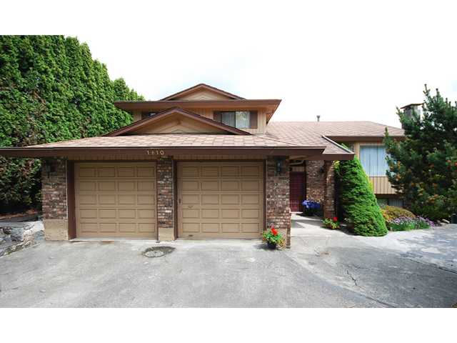 Main Photo: 1810 SPRINGER Avenue in Burnaby: Parkcrest House for sale (Burnaby North)  : MLS® # V1008780