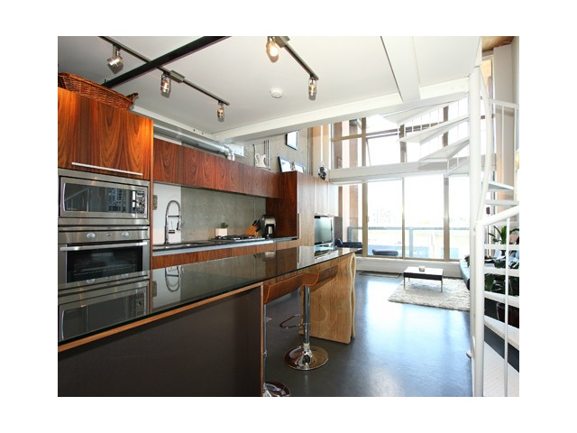 "Main Photo: # 407 1529 W 6TH AV in Vancouver: False Creek Condo for sale in ""WSIX"" (Vancouver West)  : MLS® # V1009615"