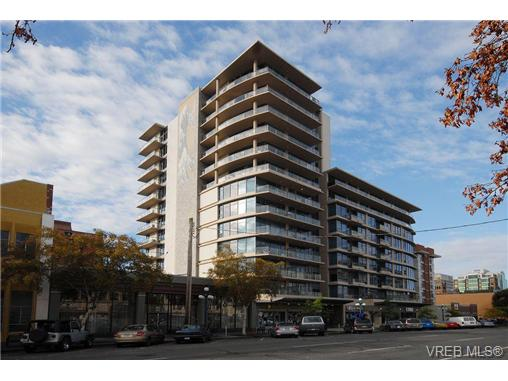 Main Photo: 611 845 Yates Street in VICTORIA: Vi Downtown Condo Apartment for sale (Victoria)  : MLS®# 341521