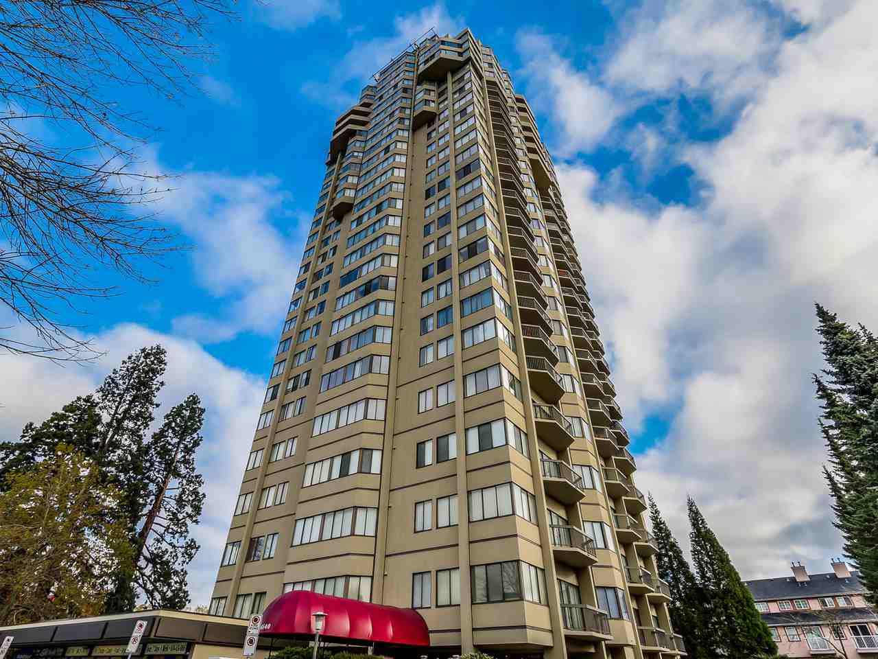 Main Photo: 1802 6540 BURLINGTON AVENUE in Burnaby: Metrotown Condo for sale (Burnaby South)  : MLS®# R2012550
