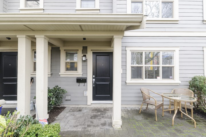 Photo 18: 4176 WELWYN STREET in Vancouver: Victoria VE Townhouse for sale (Vancouver East)  : MLS(r) # R2041102