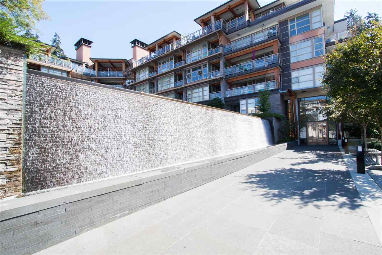 Main Photo: 313 3606 ALDERCREST DRIVE in North Vancouver: Roche Point Condo for sale : MLS®# R2096813