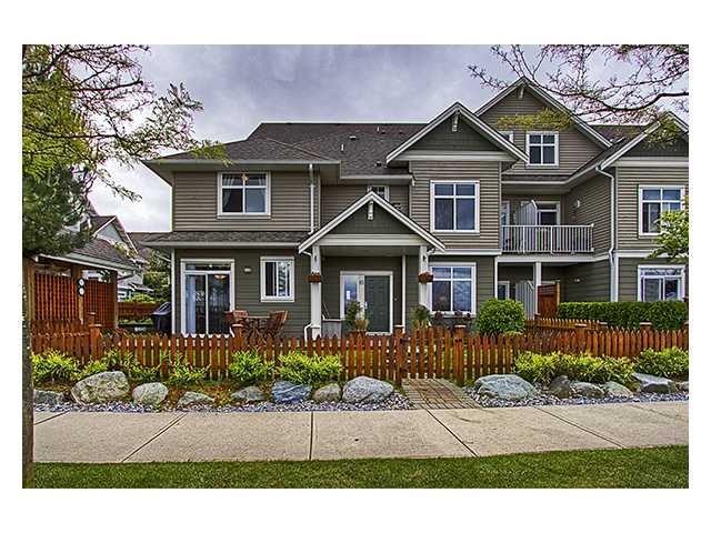 Main Photo: 16 6300 LONDON Road in Richmond: Steveston South Townhouse for sale : MLS®# V956599