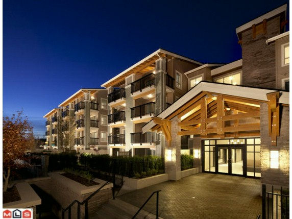 "Main Photo: 119 21009 56TH Avenue in Langley: Salmon River Condo for sale in ""Cornerstone"" : MLS®# F1226404"