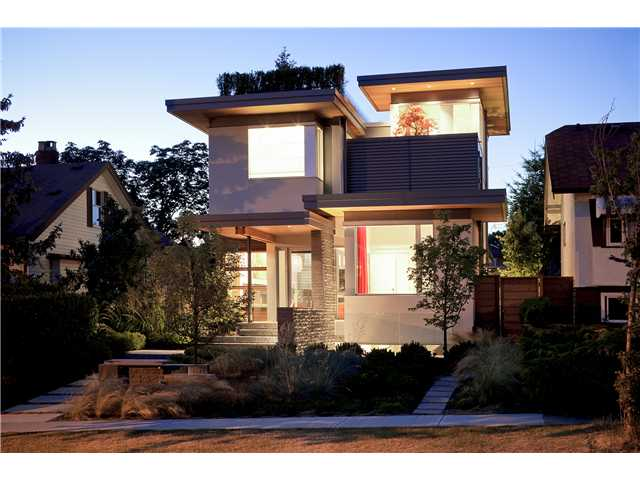 Main Photo: 3987 W 21ST Avenue in Vancouver: Dunbar House for sale (Vancouver West)  : MLS® # V979746
