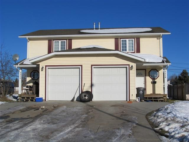 Main Photo: 9514 94TH Avenue in Fort St. John: Fort St. John - City SE House 1/2 Duplex for sale (Fort St. John (Zone 60))  : MLS® # N224581