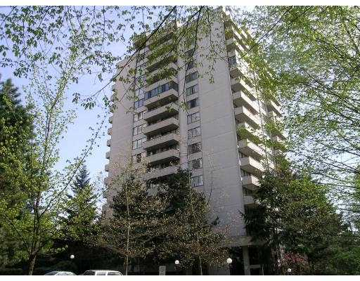 Main Photo: # 1202 2060 BELLWOOD AV in : Brentwood Park Condo for sale : MLS® # V807693