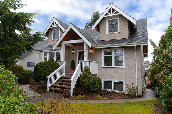 Main Photo: 4073 W 19TH Avenue in Vancouver: Dunbar House for sale (Vancouver West)  : MLS® # V995201