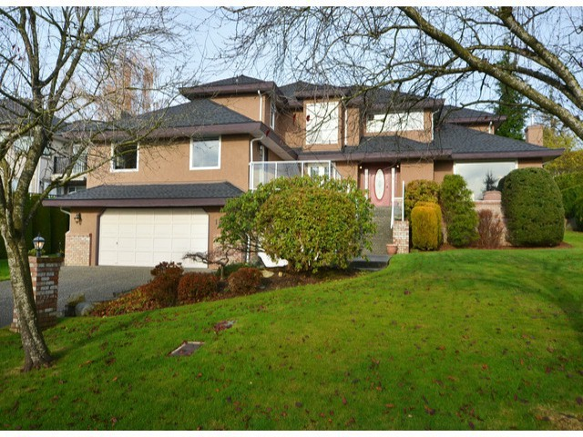 "Main Photo: 16437 77TH Avenue in Surrey: Fleetwood Tynehead House for sale in ""COAST MERIDIAN ESTATES"" : MLS® # F1306840"
