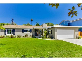 Main Photo: CORONADO VILLAGE House for sale : 4 bedrooms : 941 Cabrillo in Coronado