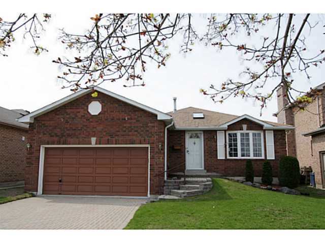 Main Photo: 54 DOUGLAS DR in BARRIE: House for sale : MLS® # 1403531